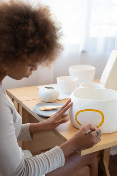 Descubre como combatir el estrés mediante el arte