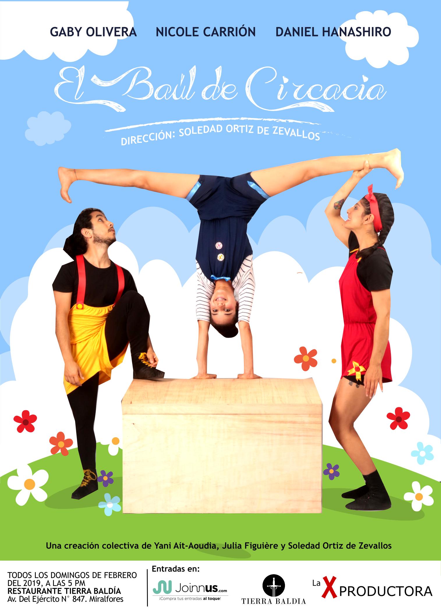 Afiche de El Baúl de Circacia